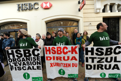 France Slaps HSBC With €1B Bail In Formal Tax Evasion Probe - Law360