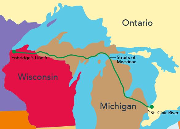 Enviro Slams PHMSA Over Enbridge Pipeline Response Plan - Law360