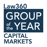 Capital Markets Group Of The Year: Cleary Gottlieb Law360