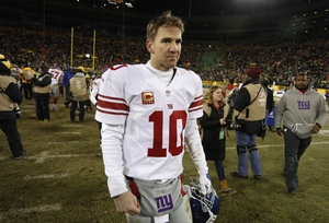 Giants' Manning Issues 'Angry' Denial Of Memorabilia Fraud - Law360