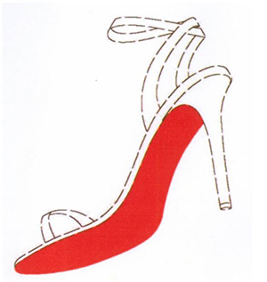 45b1286effa Louboutin Wins EU Battle Over Red-Sole Trademark - Law360