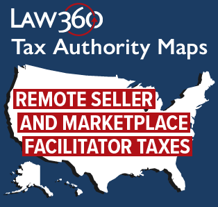 Tax Authority Remote Seller And  Marketplace Facilitator Maps (Graphic)