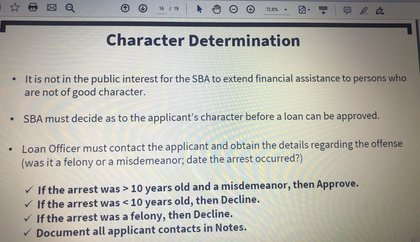 Have A Criminal Record Covid 19 Relief May Be Out Of Reach Law360