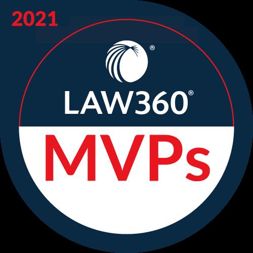 Law360 MVPs 2021