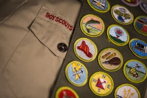 Boy Scouts of America, facing a rising number of sexual assault claims, has been in bankruptcy proceedings since February 2020. (gloch / iStock)